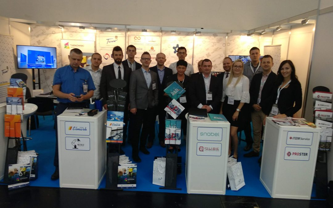 Item Service is one of the exhibitors at the Automatica 2018 in Munich